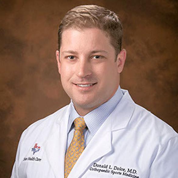 Donald Dolce, MD | Orthopedic Sports Medicine | Orthopedic